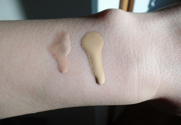 Foundation Swatch Dark