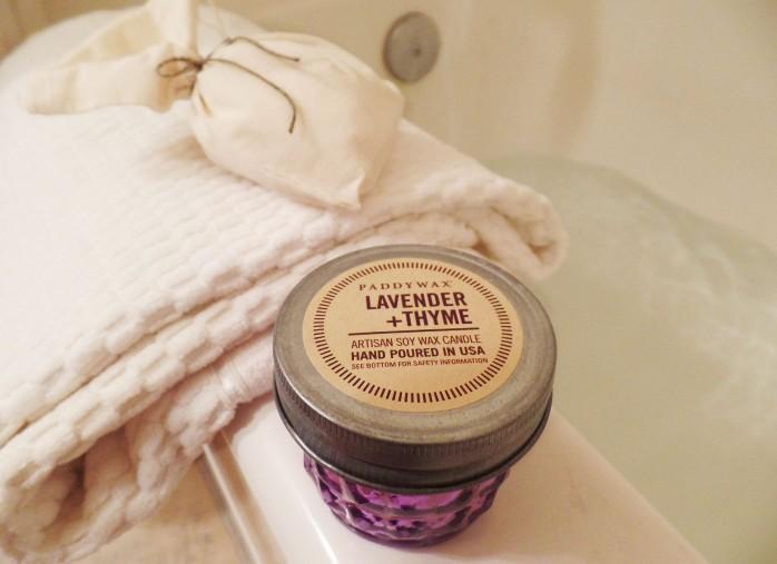 Paddywax Bath time