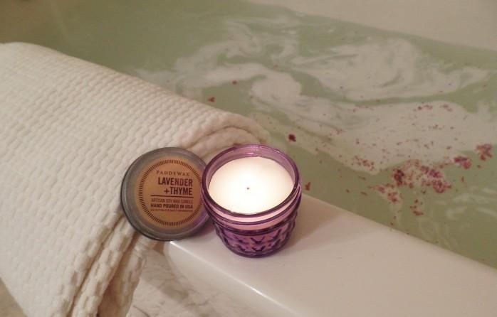 Paddywax Candle Bath
