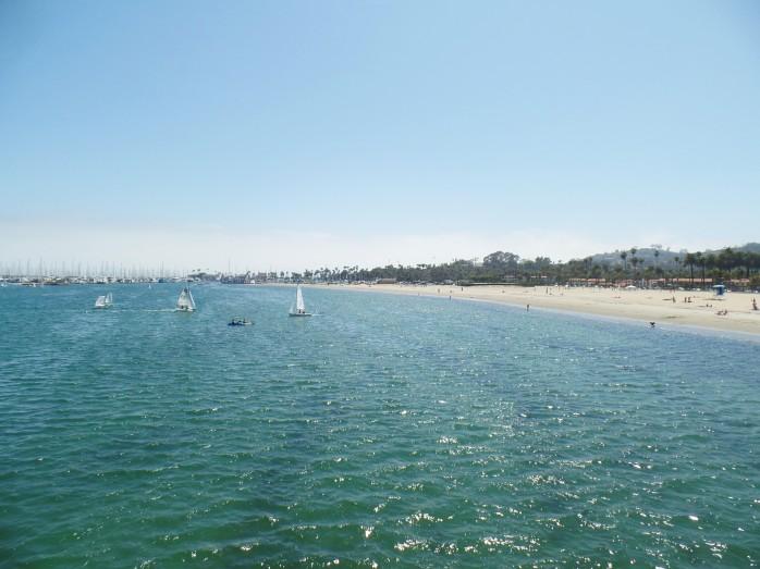 Santa Barbara Beach 2