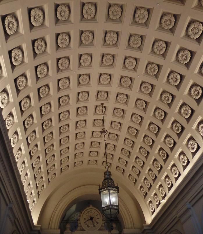 pasadena city hall ceiling