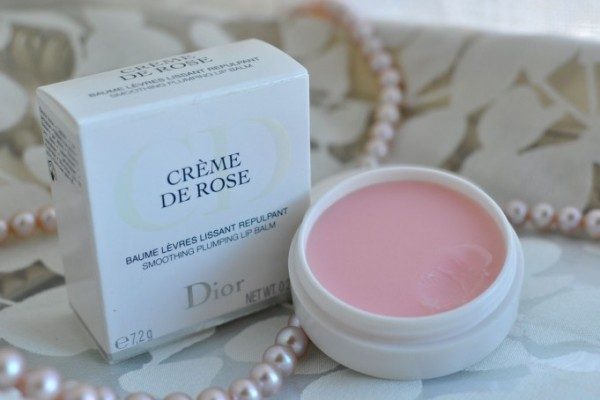 Dior Creme De Rosea Lip Balm Treatment