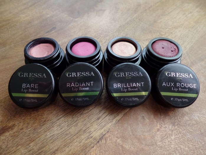 Gressa Lip Boost 2