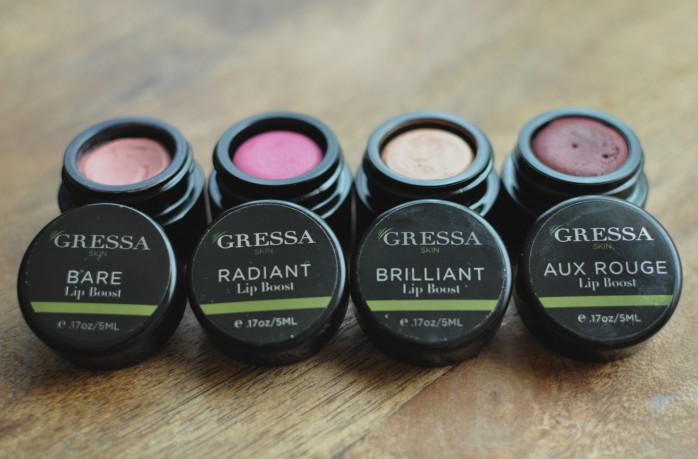 Gressa Lip Boost 5