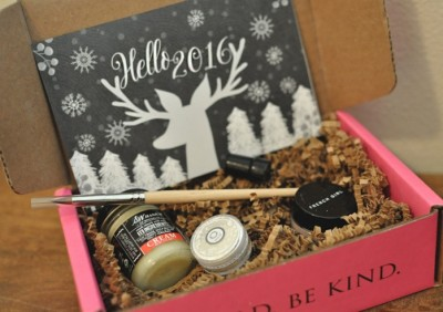 Petit Vour Subscription Box January 2016