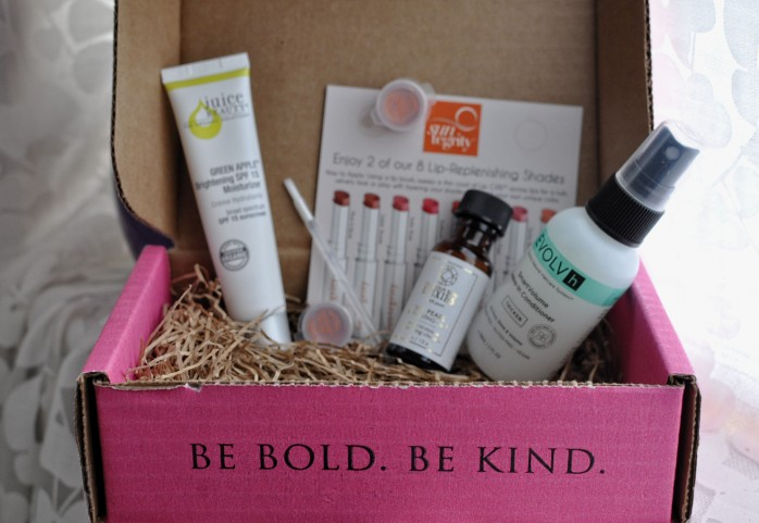 Petit Vour Box June 3