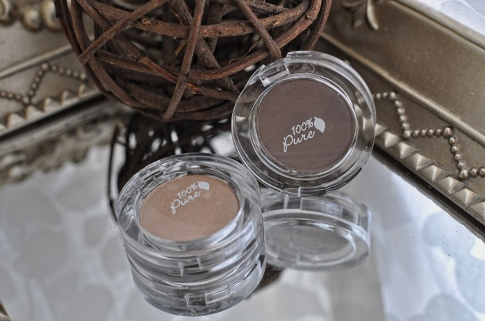 100 Pure Eye Shadow 1