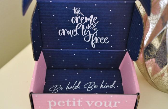 Petit Vour February 2016 Box
