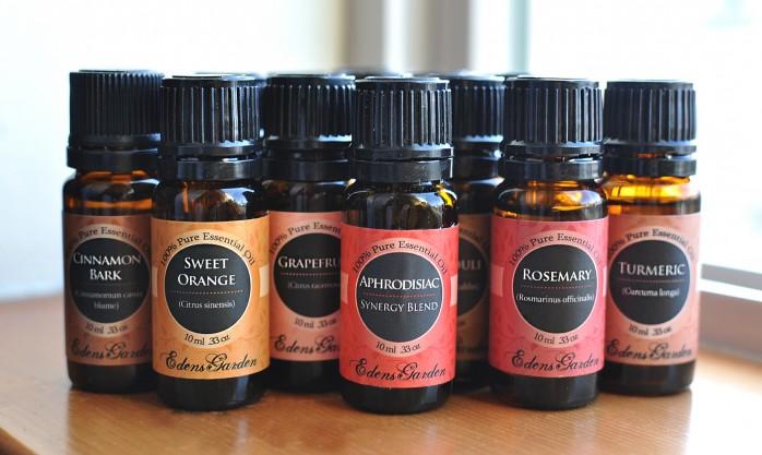 Burner Oils 2