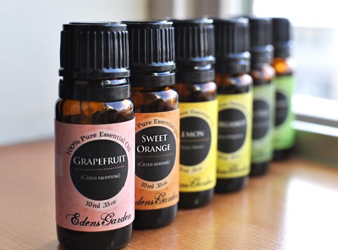 Burner Oils