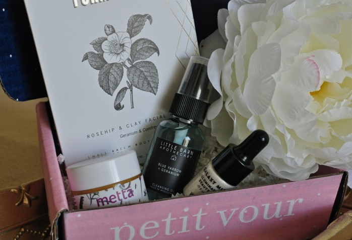 PV Beauty Box March 2017